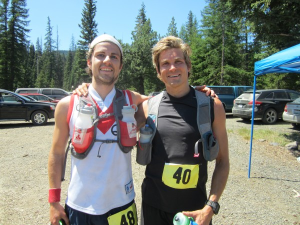 After First Ultramarathon - Grey Rock